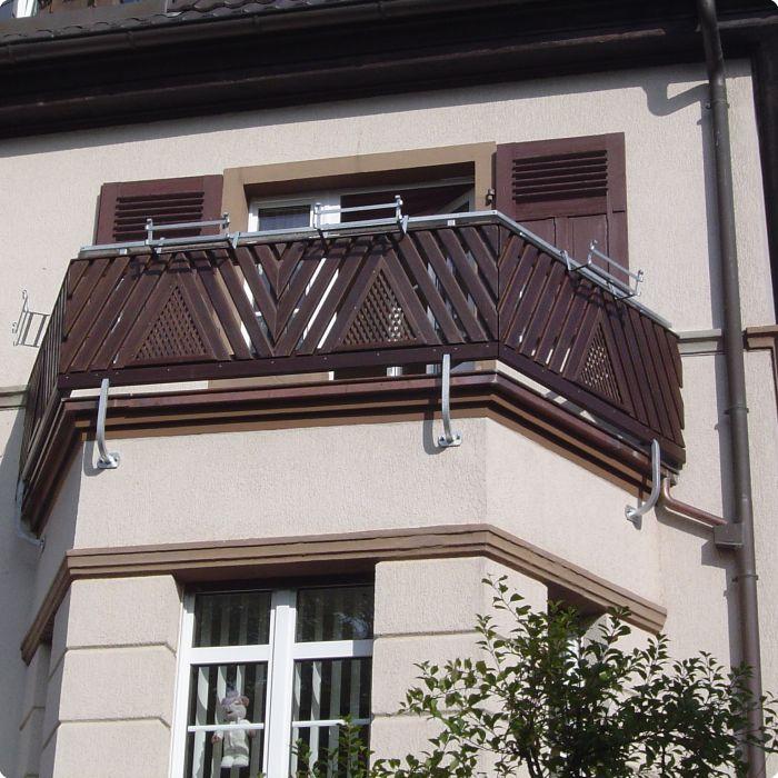 balkon und terrasse. Black Bedroom Furniture Sets. Home Design Ideas
