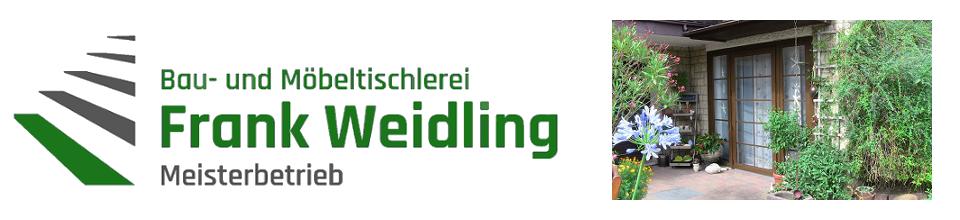 Bau-und Möbeltischlerei Frank Weidling
