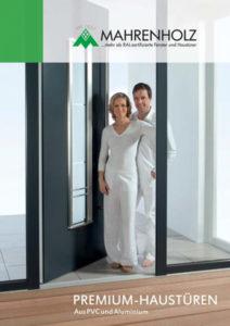 Premium Haustüren - Aus PVC und Aluminium