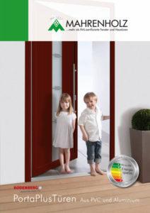 PortaPlus Türen aus PVC und Aluminium