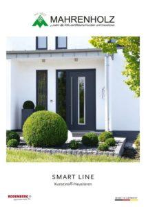 Smartline - Kunststoffhaustüren